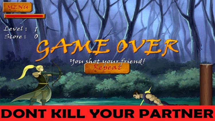 Monster Bow And Arrow Game Free screenshot-3