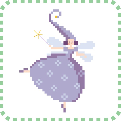 Cross stitch – Fairy tales icon