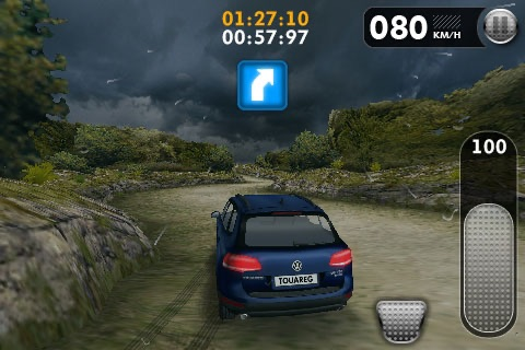 Volkswagen Touareg Challenge screenshot-4
