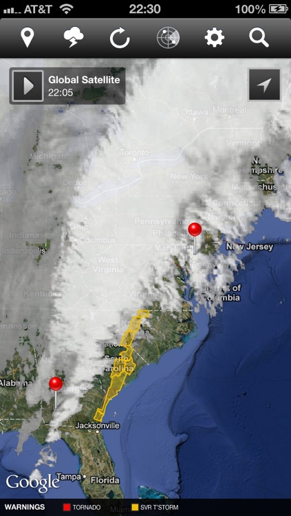 Ultimate Weather screenshot-4