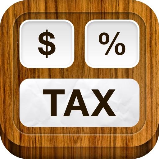 Calculate Discount & Sales Tax FREE iOS App