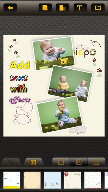 ProCollage - Photo Collage Maker & Photo Stitch Creator screenshot-4