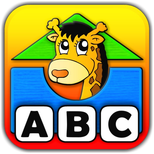 Abby Magnetic Toys (Toys, Letters, Building blocks, Animals, Vehicles) for Kids (Baby, Toddler, Preschool) HD icon
