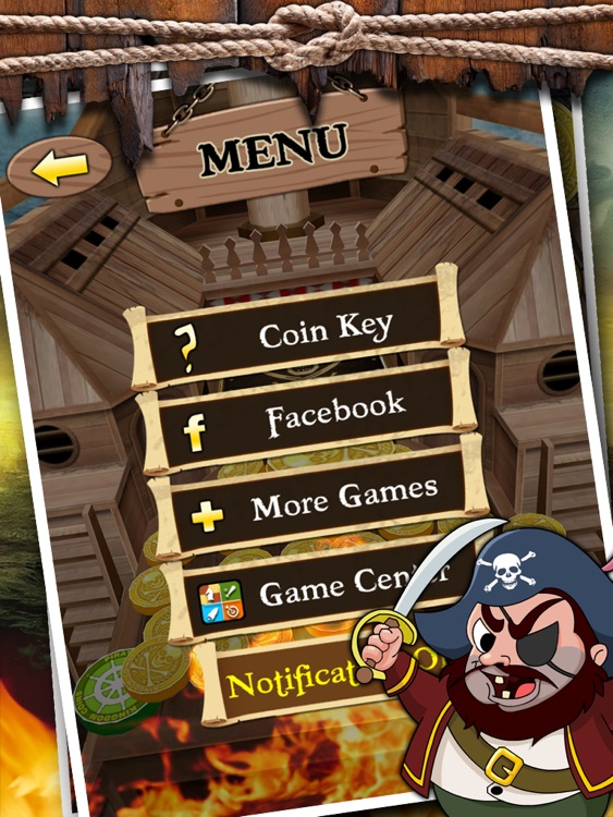 Kingdom Coins HD Pirate Booty Edition -  Dozer of Coins Arcade Game screenshot-4