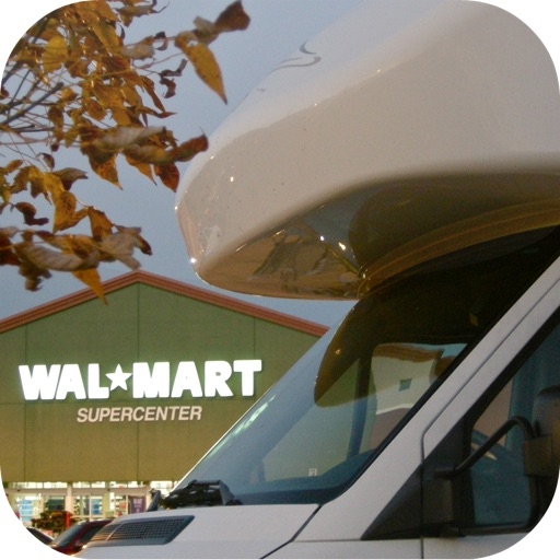General Store and Overnight Parking Locator Pro - Walmart edition
