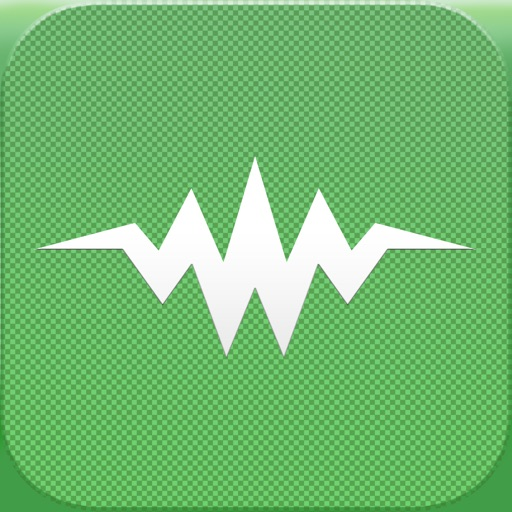 Ringtonium Pro - a remarkable ringtone maker with free music library inside. Cut and edit unlimited ringtones, create unique tones and alerts! icon