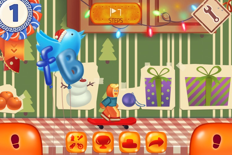 Gingy: Xmas story screenshot-0