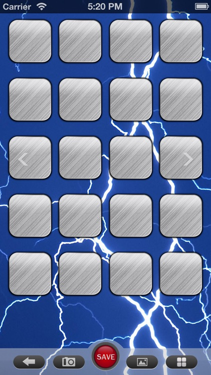 ScreenDIY - HD wallpapers & themes for iPhone including app shelves & icons and backgrounds