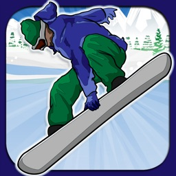Big Air Snowboard Racing