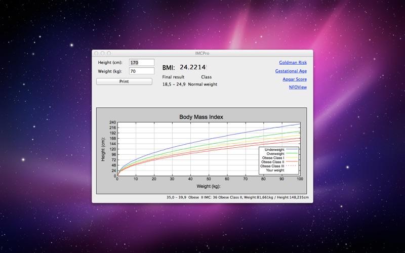 IMCPro Screenshot
