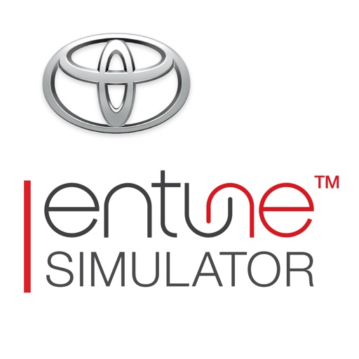 Entune Audio Simulator