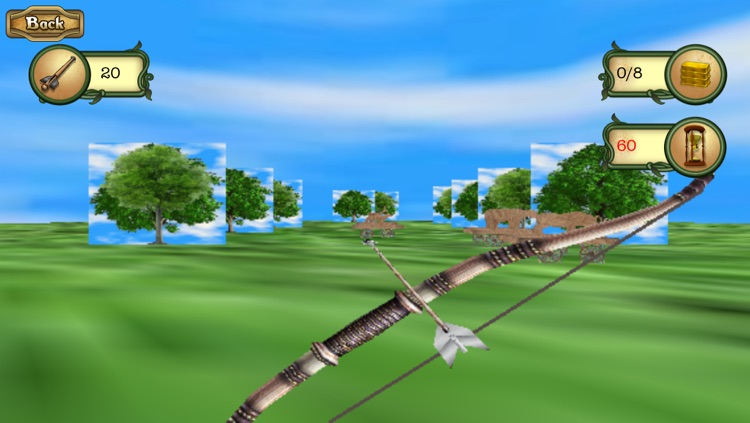 Sherwood Forest Archery LITE screenshot-3