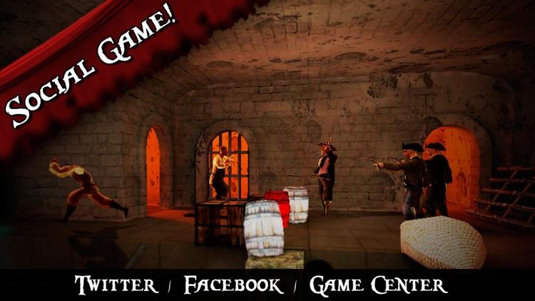 I Tap Pirate. A Sea Survival Adventure Game screenshot-4