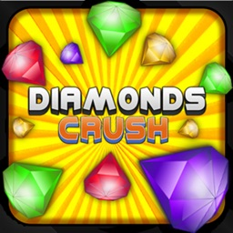 Diamonds Crush - Free Puzzle Game