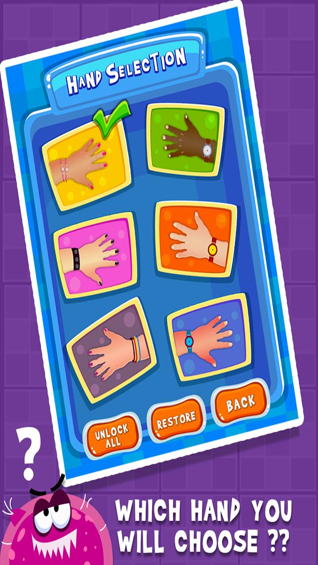 Baby Nail Doctor- Girls & Fun Kids Games-3