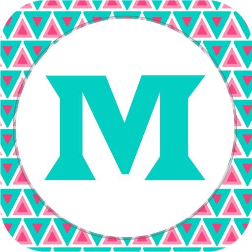 Monogram Maker-Make Custom Monogram Wallpapers,Backgrounds,Skins,Themes & Designs