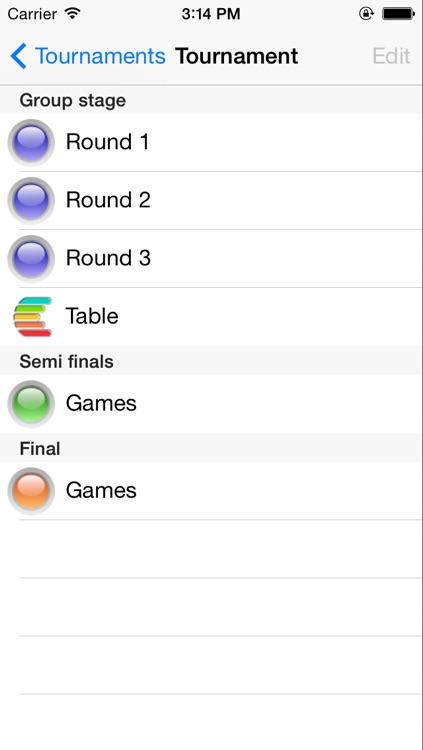 Tournament Handball Pro screenshot-3