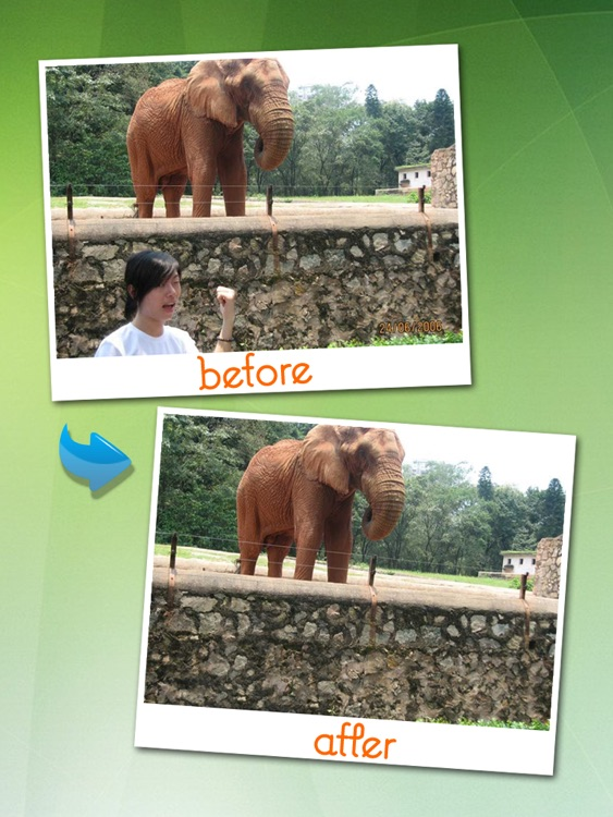 Photo Eraser - Remove Unwanted Objects from Pictures and Images screenshot-3