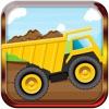 ビッグマッドトラック運転手ボーイズキッズ&ティーンのためのシミュレータゲームでビル建設トラック運転ゲームは、無料で