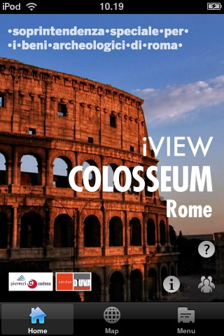 Colosseum iVIEW - EN screenshot-0