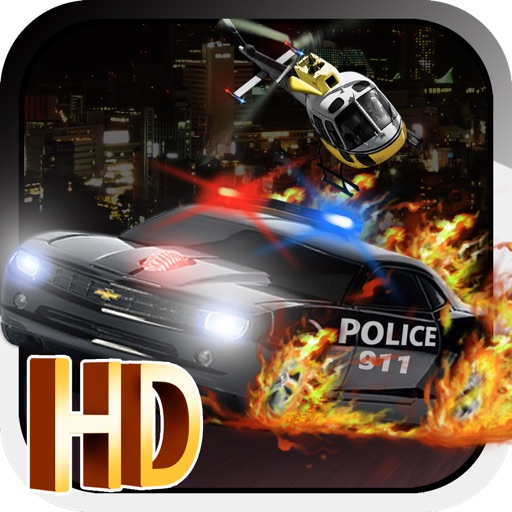 PD NITRO PRO HD - Top Best Police Chase Car Race Escape Game