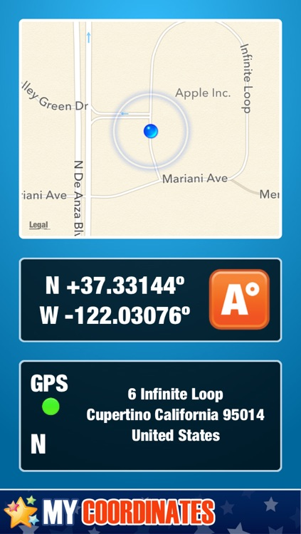 Where I am ? - GPS Location and coordinates