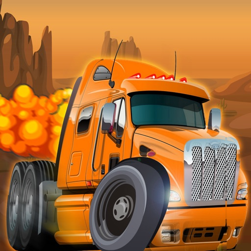 Crazy Semi Truckers Pro icon