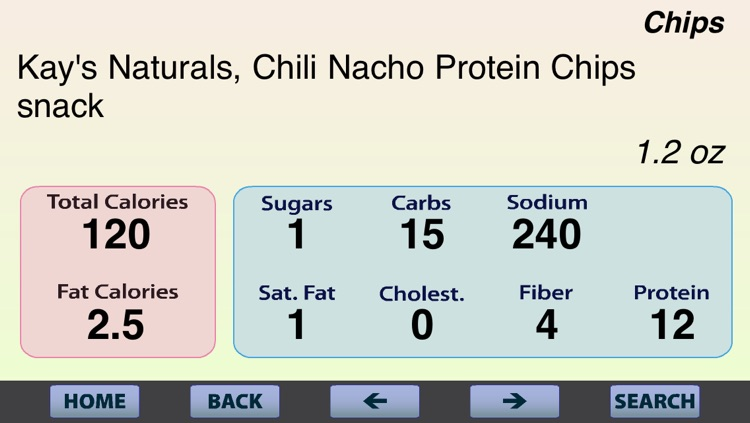Quick Check Guide to Gluten Free Foods screenshot-3