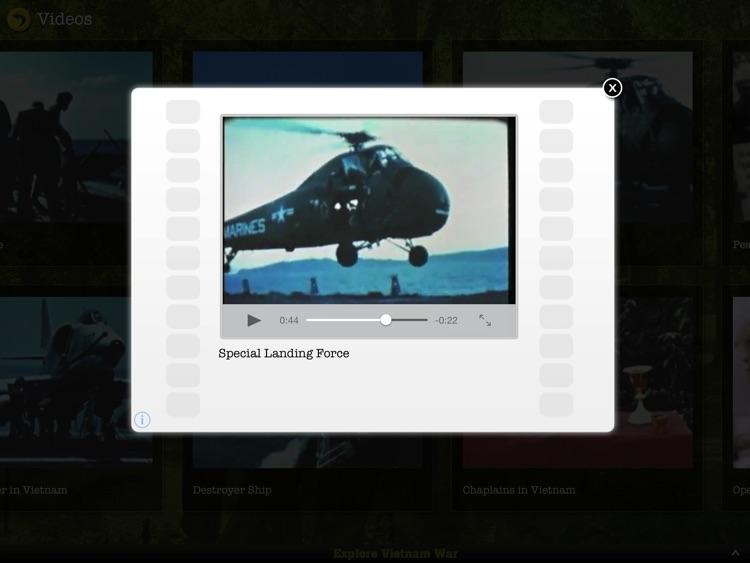 Vietnam War Interactive (Full Version) screenshot-4