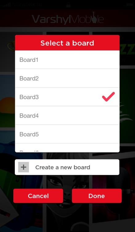 VMPinterest - Custom framework for pinning images to Pinterest, easily integrates with any app. screenshot-4