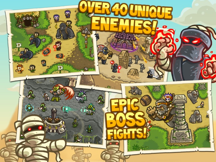 Kingdom Rush Frontiers HD screenshot-3