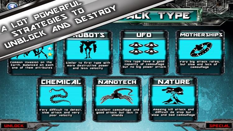 Defcon 1: Alien Invasion screenshot-4