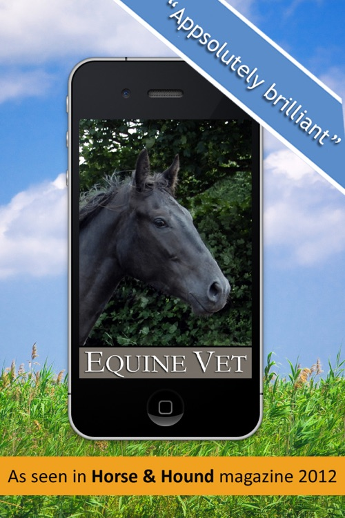 Equine Vet – Horse Medical App for all Equestrians screenshot-3