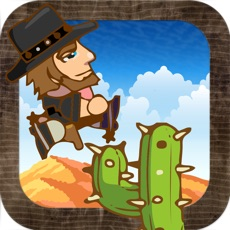 Activities of Cactus Jump Rush - The Perfect Cowboy Western Game Lite