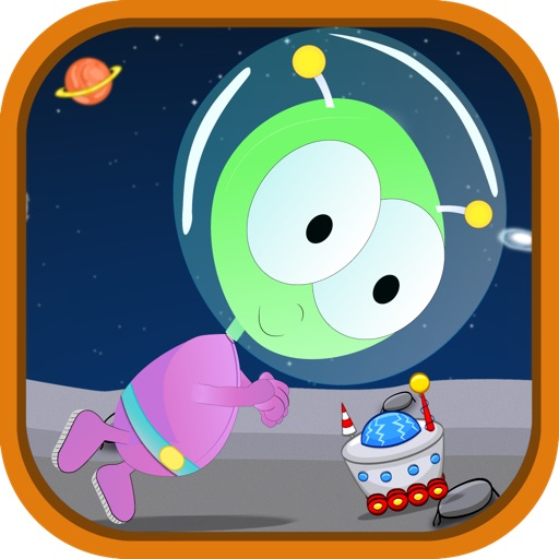 Alien Jump Attack Invasion - Top Space Jumping Battle Free