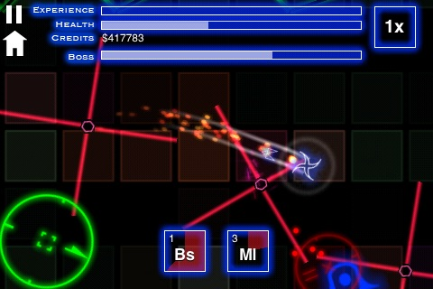 Isotope Lite: A Space Shooter screenshot-3