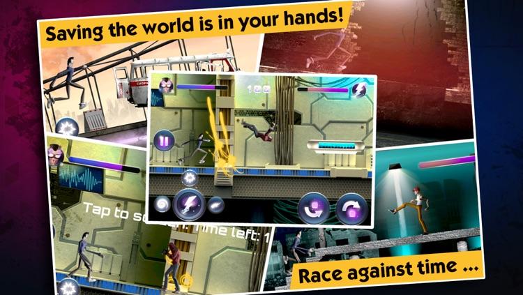 PlayBack – a dynamic runner. screenshot-3