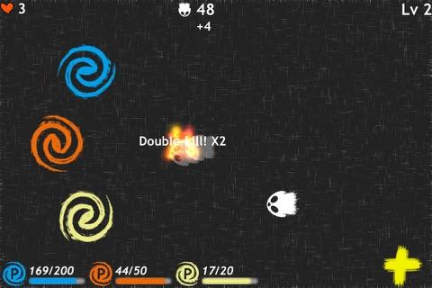 Finger Magic Defence screenshot 4