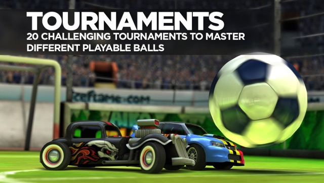 Soccer Rally 2: World Championship Screenshot