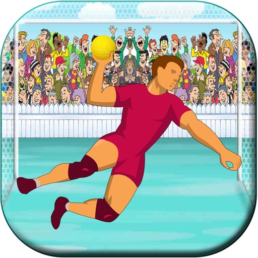 Flick Water Polo Craze - Ultimate Goal Keeping Simulation