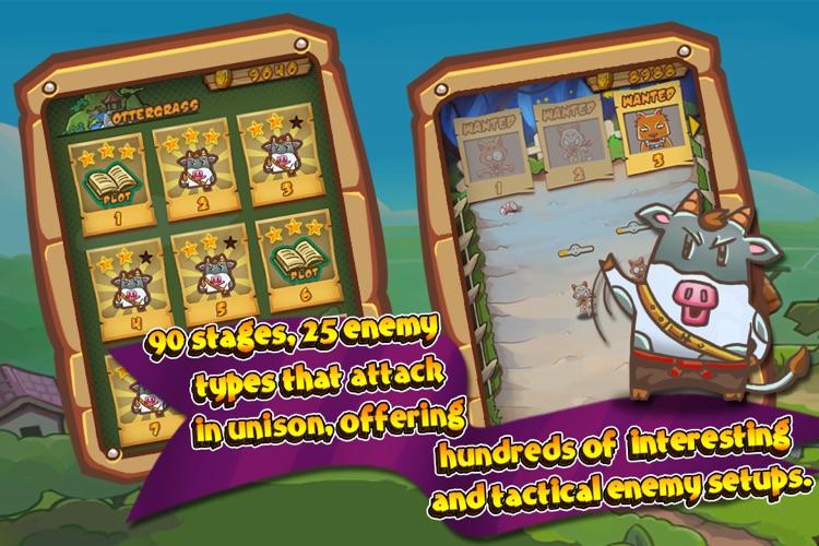 KungFu Farm:Yule's Revenge screenshot-4