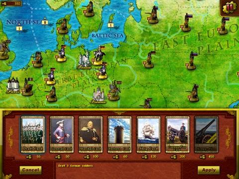 Скачать European War for iPad