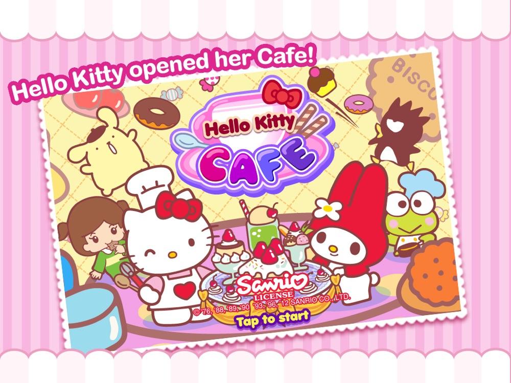 Hello Kitty Cafe! HD