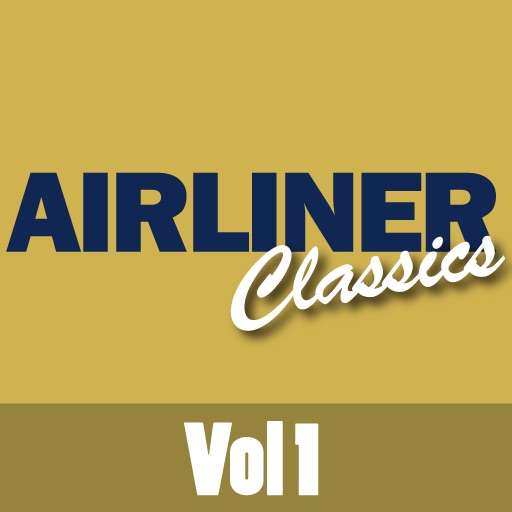 Airliner Classics Volume 1 Special Magazine icon