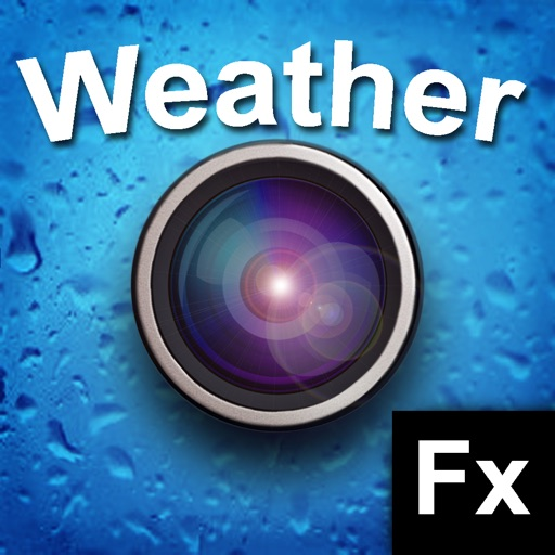 PhotoJus Weather FX - Pic Effect for Instagram iOS App