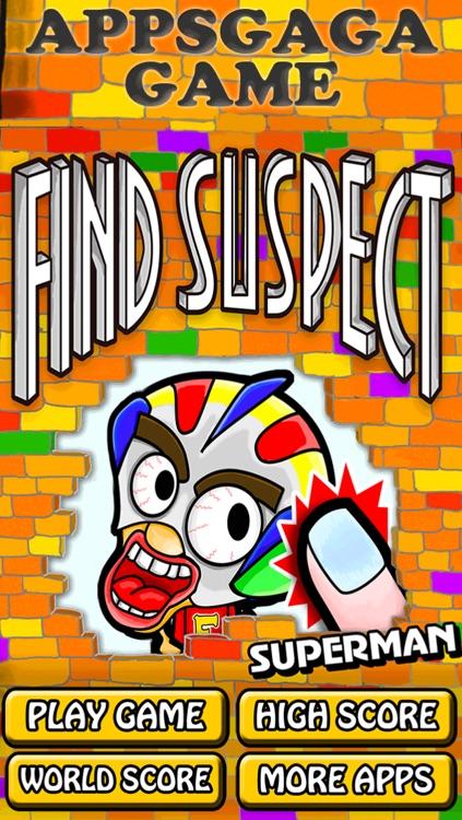 Find Suspect-Superman Version
