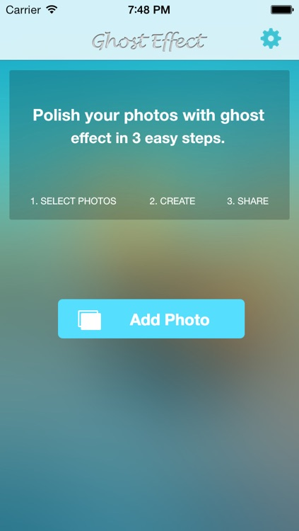 Ghost Effect screenshot-2