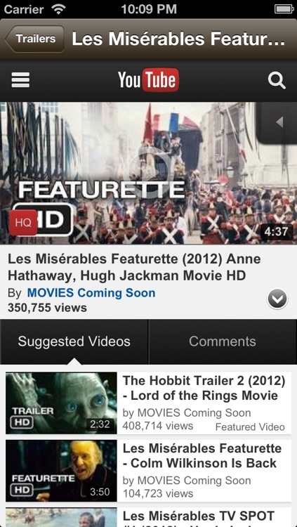 Les Misérables Companion screenshot-1