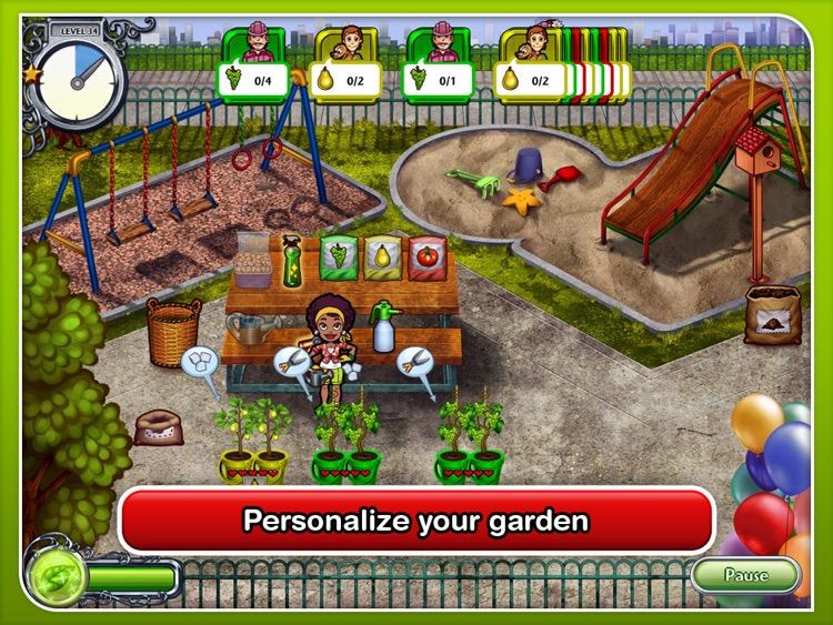 Garden Dash screenshot-3