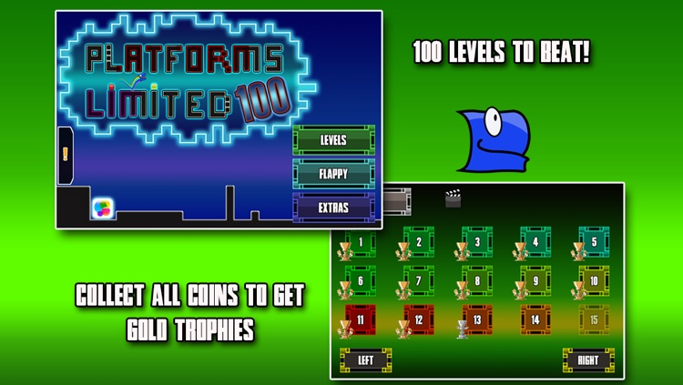 Platforms Limited:100 screenshot-3